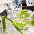 日本酒は種類豊富に取り揃えております。(デート/接待/記念日/誕生日/日本酒/和食/創作料理/肉/しゃぶしゃぶ)