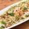 料理メニュー写真カリカリ梅とじゃこの大根サラダ