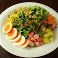 料理メニュー写真コブサラダ(Sサイズ/Rサイズ)