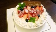 手作りのケーキ♪
