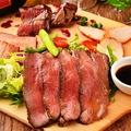 料理メニュー写真★ 赤身肉のローストビーフ ★