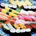 料理メニュー写真≪おきまり寿司≫特上寿司(1人前、お椀付き)