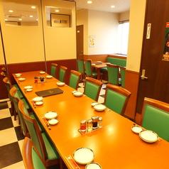 会社宴会や家族同士でのご利用にもおすすめ◎3階に個室をご用意◎8名様から20名様、30名様、最大60名様まで対応可能!