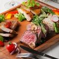 料理メニュー写真YOKUBALU特選!肉盛りプレート
