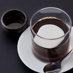 料理メニュー写真コーヒーゼリー