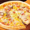料理メニュー写真庄やチーズピザ