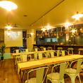 送別会や歓迎会、各種のご宴会等、予約限定に限り、夜の貸切も受付けております☆なんと、お料理は併設の路のカフェのコースを!!!ぜひお問い合わせください♪