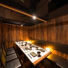 肉寿司 牛タン 海鮮 東屋 AZUMAYAの雰囲気1