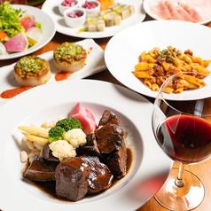 野菜とお肉のBistro Encoreの写真