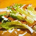 料理メニュー写真クラッシックシーザーサラダ