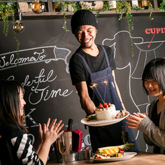 個室 塊肉×農園野菜 Nick&Noojoo 新橋本店の特集写真