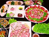 大同江のおすすめ料理2