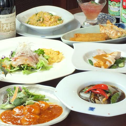 心も体も幸せになるナチュラルレストラン。日本産ワインを数多くご用意しております!