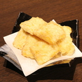 料理メニュー写真とうもろこし天ぷら