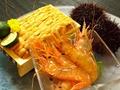 料理メニュー写真赤ウニ刺