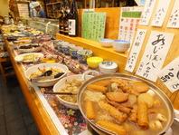 健康的なお惣菜バイキングが人気!!お昼の定食