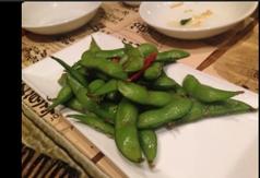 枝豆/韓国海苔