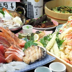 魚河岸酒場 FUKU浜金 KITTE名古屋店の写真