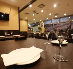 様々なシーンにご利用頂けるテーブル席☆ママ会・女子会・宴会のシーンでご利用ください☆