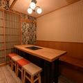 大宮 焼肉寿司の雰囲気1