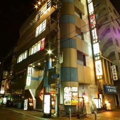 JR田町・芝浦口からまっすぐ、4階です