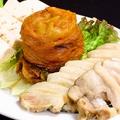 料理メニュー写真ポッサム(蒸し豚と白菜のヤンニョン包み)   小(1~2人前) / 大(3~4人前)