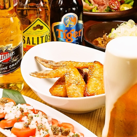国産樽生クラフトビールが飲める店 日本各地のビールを取り揃えております