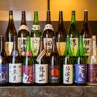 飲み放題全70品以上!仙台駅前で豪華日本酒を味わう!