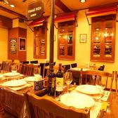 10名様用の長テーブル