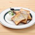 料理メニュー写真グラムフレンチトースト