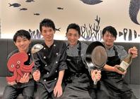 シーラスの料理人達