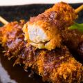 料理メニュー写真絶品!三元豚の日本カツ串