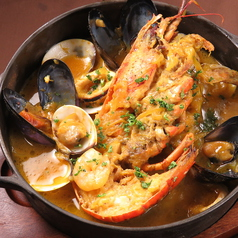 三陸鮮魚のスペシャル料理