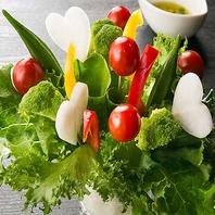 新鮮な食材を美味しくをテーマに力を入れております♪
