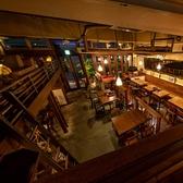 DINING CAFE Tsunami Ebisu Tokyo ツナミエビストウキョウの雰囲気2