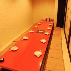 8名~14名個室  ☆酒と和みと肉と野菜 関内店☆