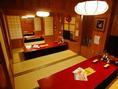 小禄エリアで最大級の大型宴会スペース完備!
