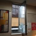 【新型コロナウィルスの取り組み】 ~密閉、密集、密接を避けるために~当店玄関入り口の窓は常に喚起をさせて頂いております。