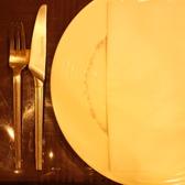 デートに、お食事に、雰囲気自慢の店内です