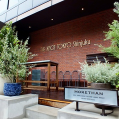 MORETHAN GRILL 新宿の外観3