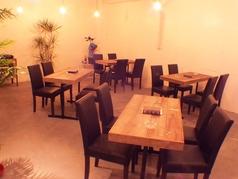 GARDEN cafe&barの雰囲気1
