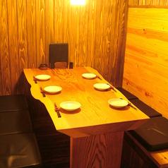 創作 dining ぺっぺの雰囲気1