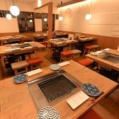 焼肉と寿司 焼肉寿司 大宮店の雰囲気2