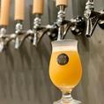 当店で扱ってるクラフトビールは期間限定のクラフトビールを多数ご用意!オリジナルサーバーは週替わり。最新の入荷情報はHPブログ、又はインスタグラムで配信中です!当店オリジナルのグラスで拘りの味をご堪能ください◎