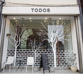 FRESH DERIS CAFE TODOS 函館駅のグルメ