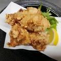 料理メニュー写真【鶏】国産若鶏の塩麹揚げ