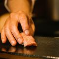 料理メニュー写真 職人の手仕事二種 煮蛤・煮穴子