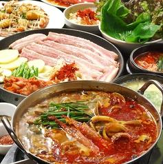 ノムノムソウル 栄店のおすすめ料理1