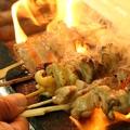 料理メニュー写真[博多] 串焼き十本盛り