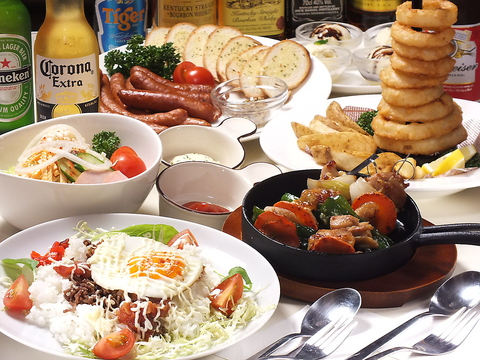 American Cafe TAKE5 image